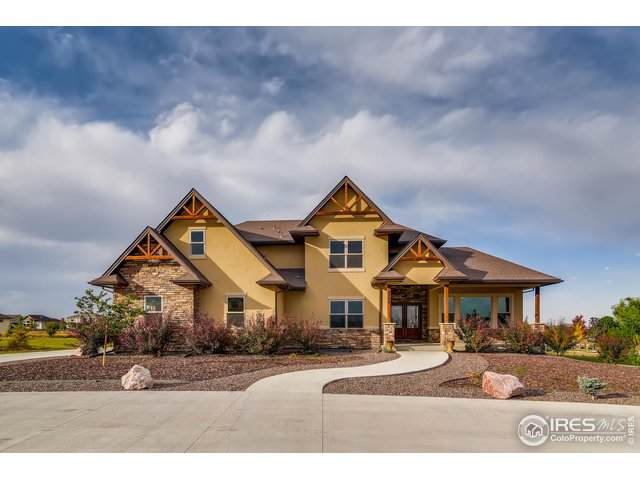 8760 Longs Peak Cir, Windsor, CO 80550 (MLS #896629) :: Windermere Real Estate