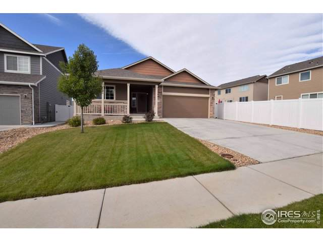 1113 78th Avenue Ct, Greeley, CO 80634 (#896635) :: The Peak Properties Group