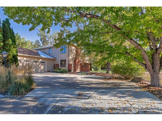 6106 Old Brompton Rd, Boulder, CO 80301 (MLS #896636) :: The Galvis Group