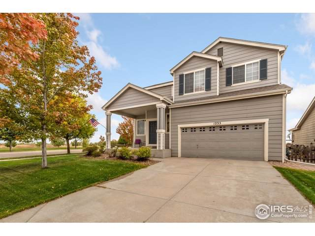 1235 103rd Ave, Greeley, CO 80634 (MLS #896652) :: The Galvis Group