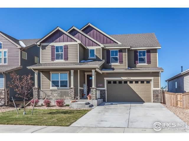 1565 Sierra Plaza St, Severance, CO 80550 (MLS #896669) :: 8z Real Estate