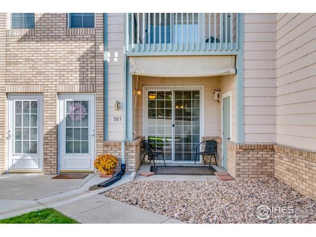 5151 29th St #503, Greeley, CO 80634 (MLS #896673) :: J2 Real Estate Group at Remax Alliance