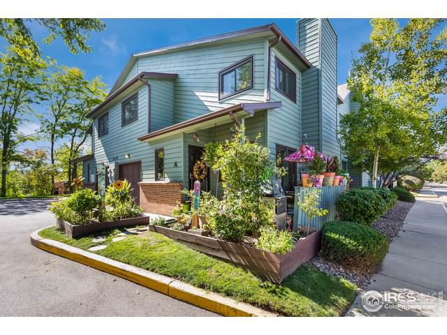 10250 W Jewell Ave A, Lakewood, CO 80232 (#896685) :: The Peak Properties Group