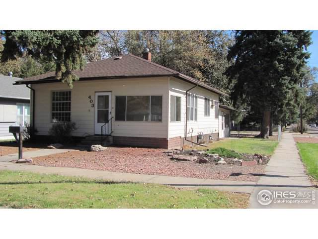 403 Custer St, Brush, CO 80723 (#896702) :: My Home Team