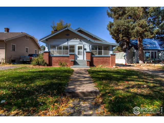 1423 15th Ave, Greeley, CO 80631 (MLS #896704) :: J2 Real Estate Group at Remax Alliance