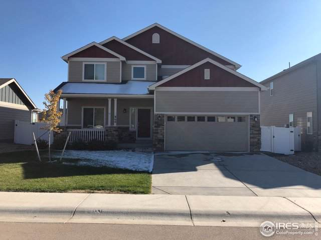 860 Shirttail Peak Dr, Windsor, CO 80550 (MLS #896706) :: J2 Real Estate Group at Remax Alliance