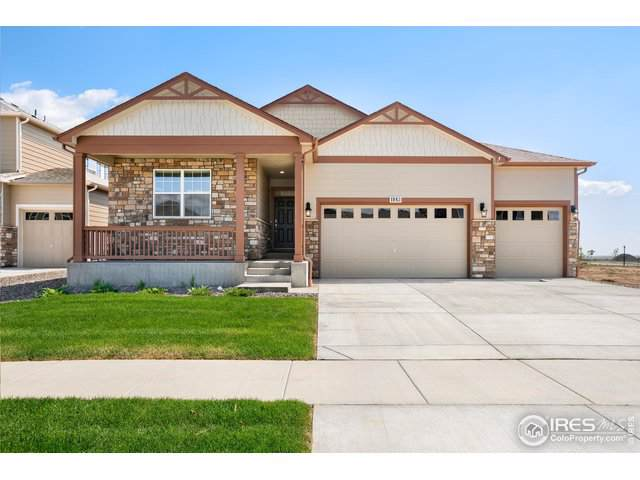 1986 Floret Dr, Windsor, CO 80550 (MLS #896715) :: J2 Real Estate Group at Remax Alliance