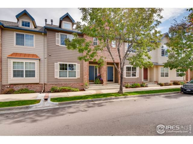 1234 S Emery St C, Longmont, CO 80501 (MLS #896717) :: 8z Real Estate