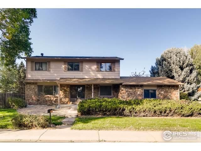 1418 Ivy St, Fort Collins, CO 80525 (MLS #896719) :: J2 Real Estate Group at Remax Alliance