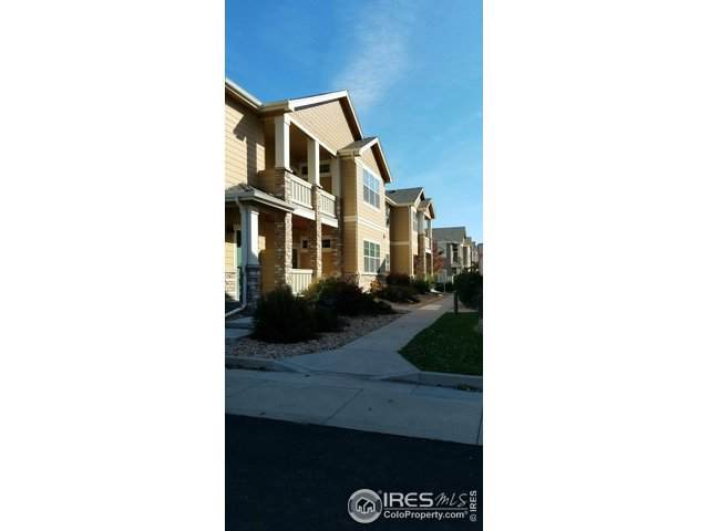 6603 W 3rd St #1614, Greeley, CO 80634 (MLS #896720) :: Kittle Real Estate