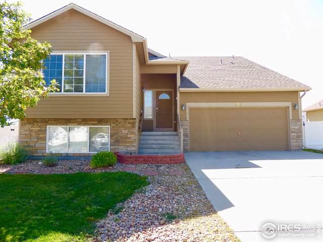 5710 Sauvignon St, Greeley, CO 80634 (MLS #896725) :: J2 Real Estate Group at Remax Alliance