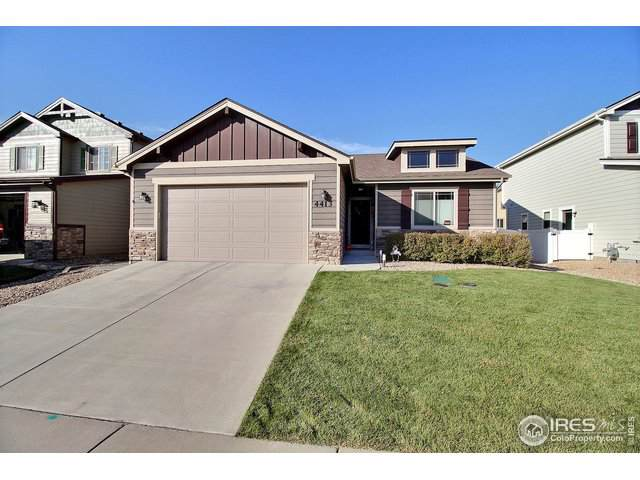 4413 Dante St, Evans, CO 80620 (MLS #896733) :: 8z Real Estate