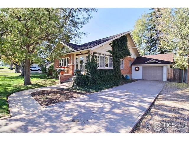 1501 23rd Ave, Greeley, CO 80634 (MLS #896746) :: Kittle Real Estate