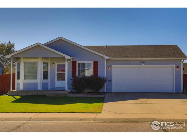 1032 E 25th St Rd, Greeley, CO 80631 (MLS #896752) :: Kittle Real Estate