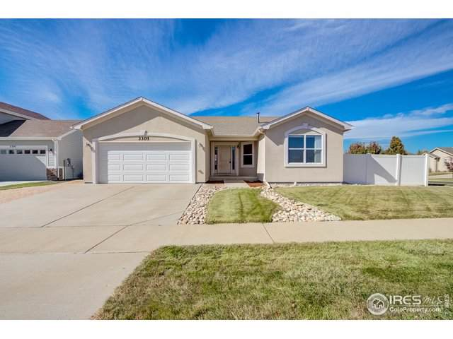 3303 Syrah St, Greeley, CO 80634 (MLS #896762) :: June's Team
