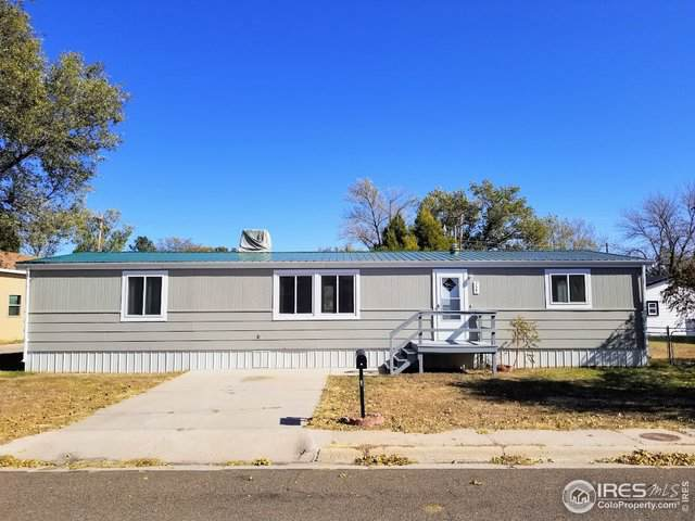 722 Custer Ave, Akron, CO 80720 (MLS #896770) :: Tracy's Team