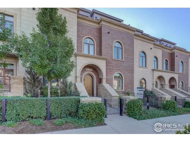2832 Broadway St #103, Boulder, CO 80304 (MLS #896781) :: 8z Real Estate