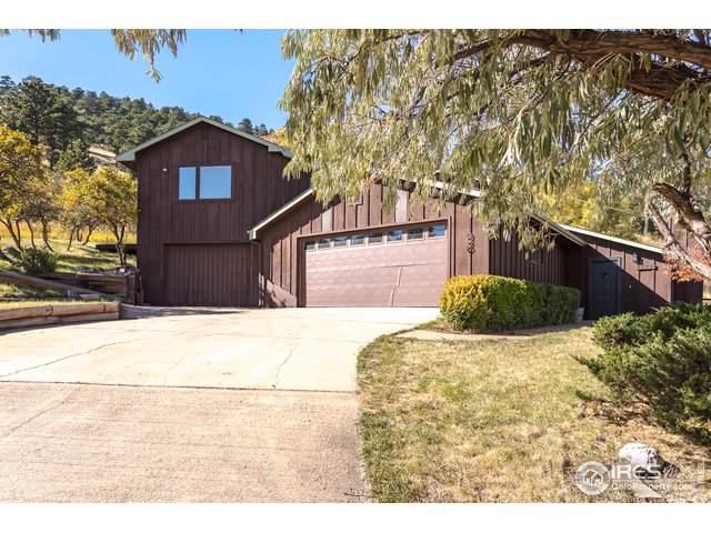 5793 Olde Stage Rd, Boulder, CO 80302 (MLS #896782) :: The Bernardi Group
