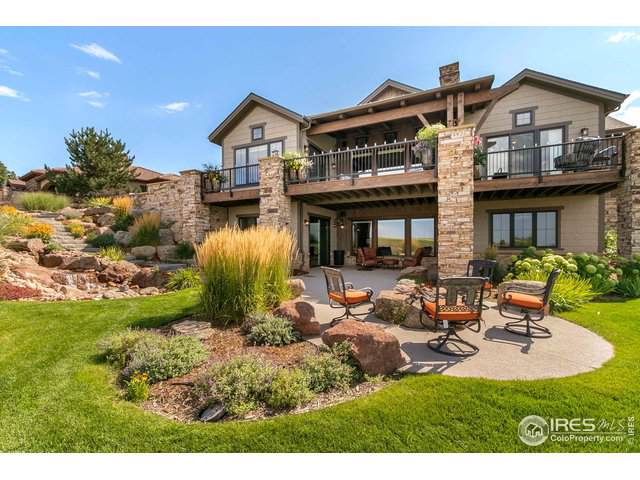 6910 Ridgeline Dr, Timnath, CO 80547 (#896786) :: The Peak Properties Group