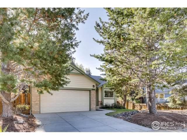 3860 Campo Ct, Boulder, CO 80301 (MLS #896795) :: The Bernardi Group
