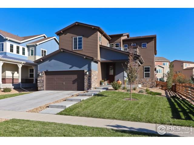 802 Dawn Ave, Erie, CO 80516 (#896796) :: Berkshire Hathaway HomeServices Innovative Real Estate
