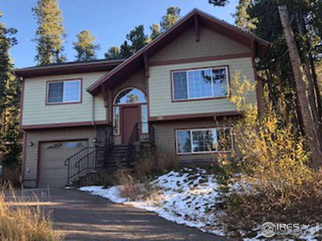 490 Lakeview Dr, Nederland, CO 80466 (MLS #896798) :: J2 Real Estate Group at Remax Alliance