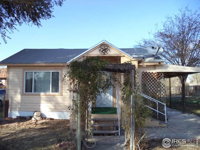 319 15th St, Greeley, CO 80631 (MLS #896802) :: Kittle Real Estate