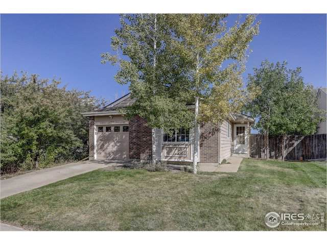 2320 E Cherrywood Dr, Lafayette, CO 80026 (MLS #896810) :: The Bernardi Group