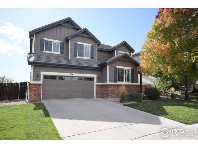 1306 Graham Cir, Erie, CO 80516 (#896819) :: Berkshire Hathaway HomeServices Innovative Real Estate