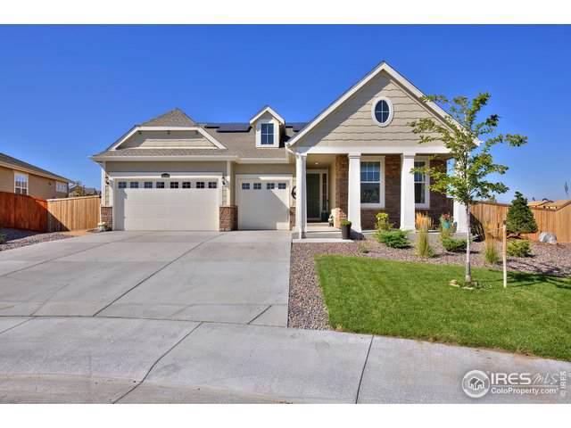 14345 Forest St, Thornton, CO 80602 (#896824) :: The Griffith Home Team
