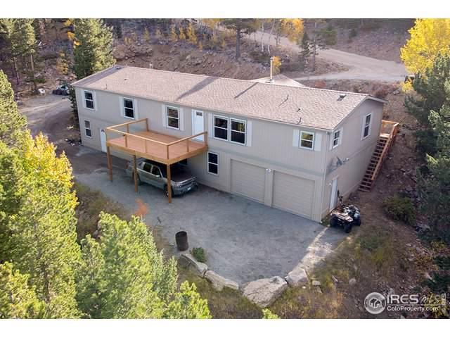 671 Muskrat Rd, Black Hawk, CO 80422 (MLS #896830) :: 8z Real Estate