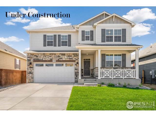 1819 Hydrangea Dr, Windsor, CO 80550 (#896840) :: The Griffith Home Team