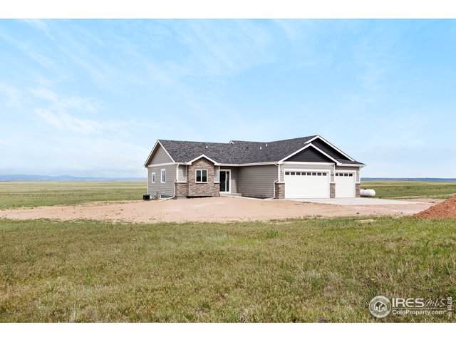 55621 County Road 15, Carr, CO 80612 (MLS #896847) :: Kittle Real Estate