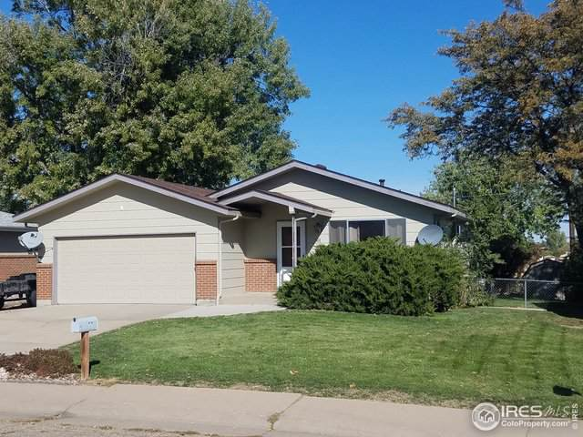 3401 W 4th St Rd, Greeley, CO 80634 (MLS #896858) :: June's Team