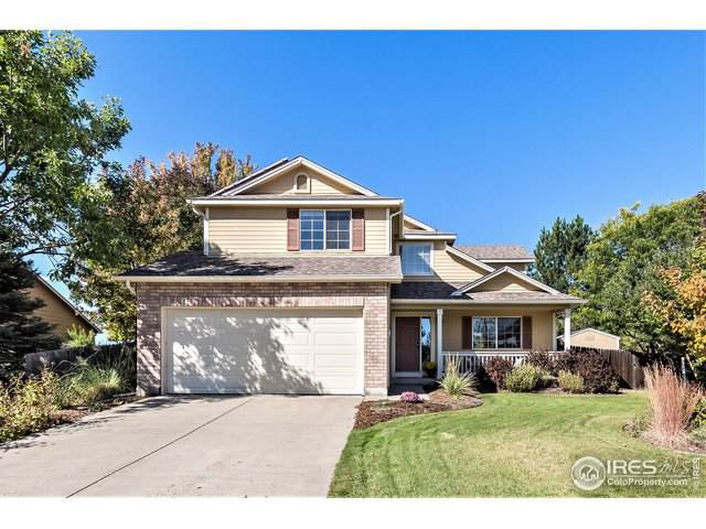 228 Harvest Point Dr, Erie, CO 80516 (MLS #896870) :: Downtown Real Estate Partners