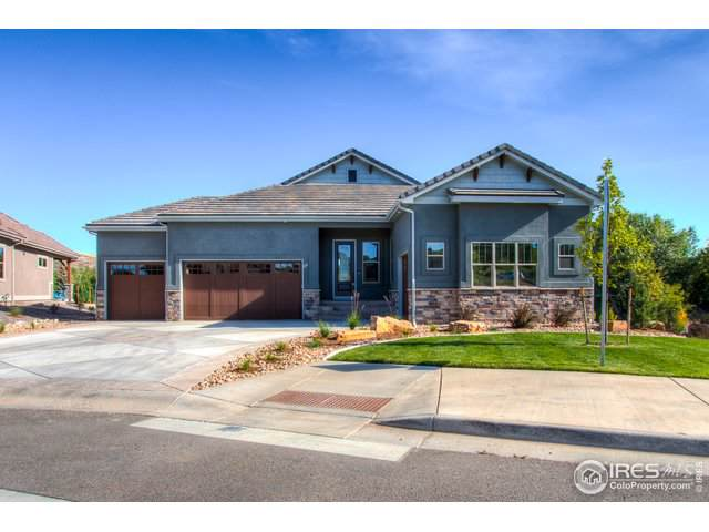 4651 Mariana Ridge Ct, Loveland, CO 80537 (MLS #896873) :: Keller Williams Realty