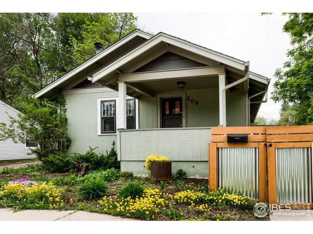 209 Locust St, Fort Collins, CO 80524 (#896882) :: HomePopper