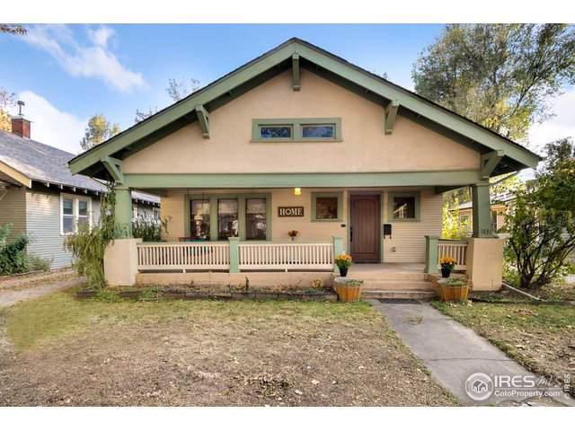 1031 W Oak St, Fort Collins, CO 80521 (MLS #896883) :: Jenn Porter Group