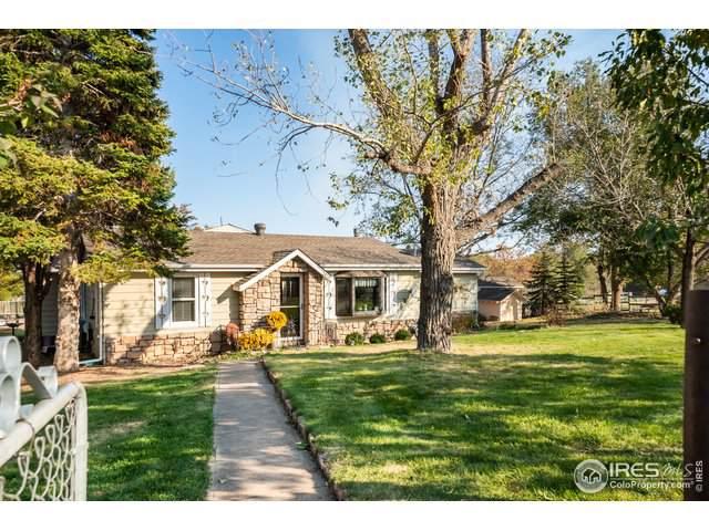 3424 N County Road 23E, Laporte, CO 80535 (MLS #896887) :: Hub Real Estate