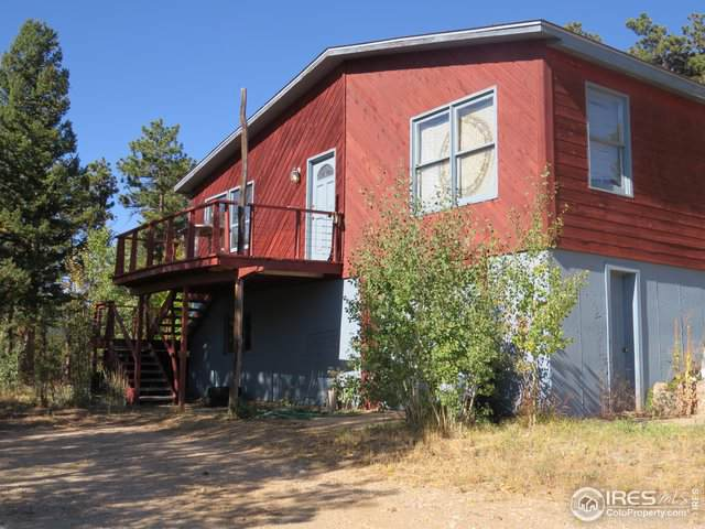 50 Navajo Trl, Nederland, CO 80466 (MLS #896896) :: J2 Real Estate Group at Remax Alliance