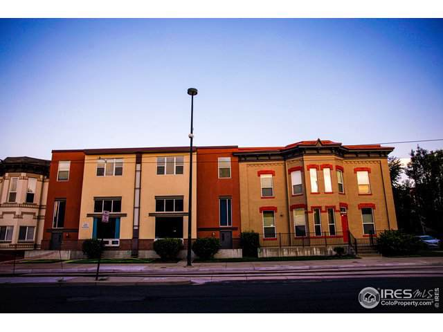 2400 Welton St #103, Denver, CO 80205 (MLS #896906) :: J2 Real Estate Group at Remax Alliance