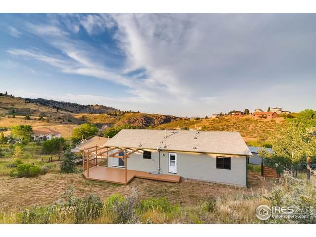 4713 Overhill Dr, Fort Collins, CO 80526 (MLS #896907) :: June's Team