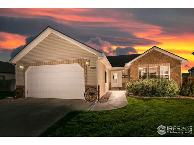 803 5th St, Pierce, CO 80650 (MLS #896913) :: Kittle Real Estate