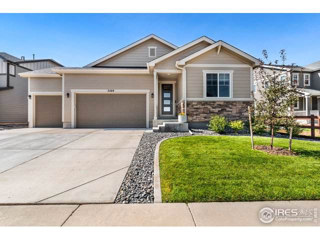 2269 Spruce Creek Dr, Fort Collins, CO 80528 (MLS #896917) :: June's Team