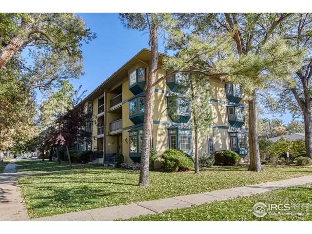 400 Emery St #307, Longmont, CO 80501 (MLS #896919) :: The Bernardi Group