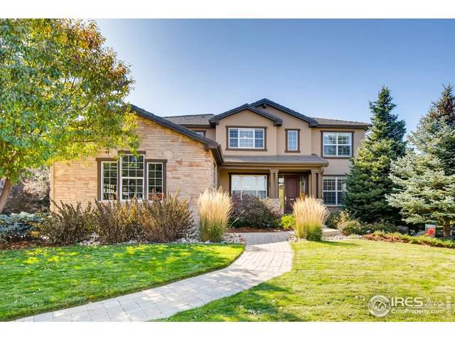 16659 Plateau Ln, Broomfield, CO 80023 (#896921) :: The Peak Properties Group
