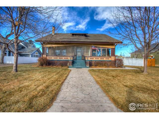 710 Walnut St, Windsor, CO 80550 (MLS #896931) :: Colorado Real Estate : The Space Agency