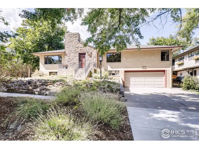 815 13th St, Boulder, CO 80302 (MLS #896935) :: 8z Real Estate