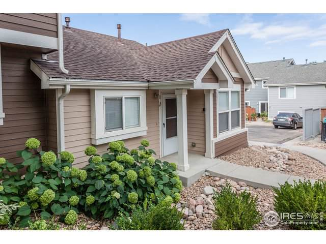 6809 Autumn Ridge Dr #1, Fort Collins, CO 80525 (MLS #896948) :: June's Team