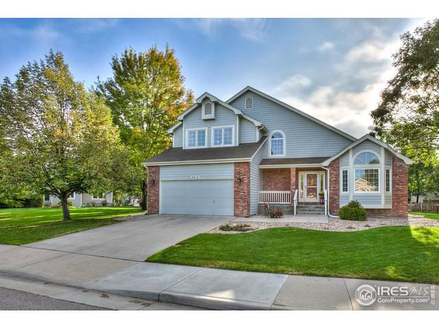 3512 Fieldstone Dr, Fort Collins, CO 80525 (#896967) :: HomePopper